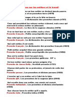 Proverbes sur les métiers et le travail.doc