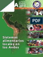 Sistemas Alimentarios Locales en Los Andes