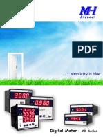 MH Digital Panel Meters