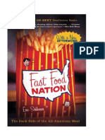 [2012] Fast Food Nation by Eric Schlosser | The Dark Side Of The All-American Meal | Mariner Books
