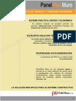 PANELPLAC Muros Final Completo 07-11-18