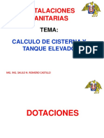 CALCULO DE CISTERNA Y TANQUE ELEVADO.pdf
