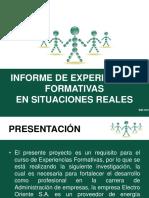 Exposición Experiencias Formativas.ppt
