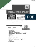 2. Procesamiento de Cereales b