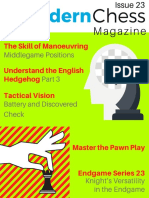 modern chess magazine