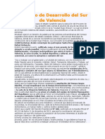 Proyecto de Desarrollo del Sur de Valencia.docx