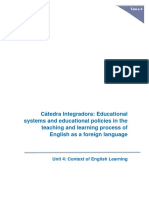 WEEK 10 CONTEXT OF ENGLISH LEARNING Origins of the language.docx