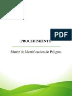 PROCEDIMIENTO DE MATRIZ DE IDENTIFICACIÓN DE PELIGROS.docx