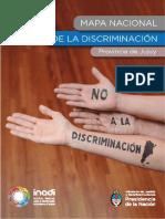 Mapa Nacional de la Discriminación en Jujuy