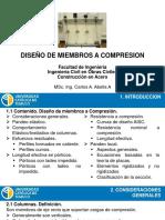 Clase 4-Diseño de Miembros a Compresion