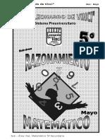 2. MAYO– RAZONAMIENTO MATEMÁTICO - 5TO.doc