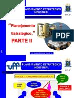 UFF - PLANEJAMENTO ESTRATÃ_GICO AULAS REV 10-05-2018 - PARTE II.ppt