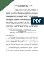UMA ANÁLISE DO PENSAMENTO DE FOUCAULT.docx