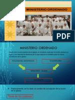 Ministerio ordenado.pptx