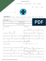 ACCORDI Perfect Ed Sheeran