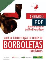 Guia de Identificação de Borboletas