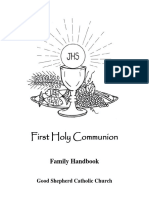 First Holy Communion Handbook FINAL 2019