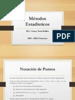 Métodos Estadísticos-2° Examen.pptx