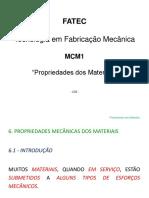 05 - Propriedades Dos Materiais