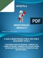 Treinamento e Aperfeiçoamento MANUTENÇÃO MÓDULO I.pdf