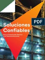 Catálogo de Productos Eléctricos 3M - 2016