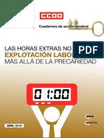 Las Horas Extra No Pagadas, Explotacion Laboral