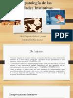 Psicopatología de las Actividades Instintivas.pptx