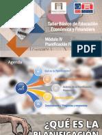 ENEEF Modulo IV - Planificación Financiera AR.pptx
