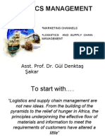 Logistics Management Week 2
