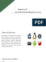 Sistemas Operativos Emebidos 1