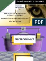 ejemplos electrolisis