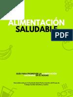 Cartilla Alim. Salud. FGP.2016