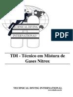 Manual de Técnico em Mistura de Gases-A4
