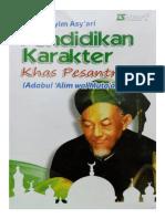 Terjemah Adabul 'Alim Wal Muta'allim