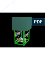 Model 3D Mesin