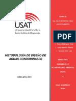 METODOLOGÍA DE DISEÑO DE AGUAS CONDOMINALES.docx