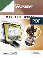 Manual Makro Gold Kruzer Español