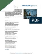 GCSE_English_-_Poetry_-_Hawk_Roosting