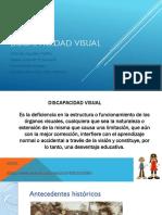 DISCAPACIDAD VISUAL presenación.pptx