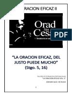 LA ORACION EFICAZ II.docx