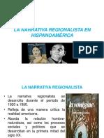 CLASE - LA NARRATIVA REGIONALISTA.pptx