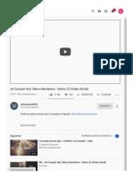 (22) Un Corazón Feat. Marco Barrientos - Salmo 23 (Video Oficial) - YouTube