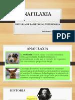 Anafilaxia - Expo