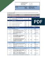 CASRL N° 0156-004-19 Mantto. Reparacion rehabilitacion de equipos Planta