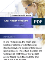 Oral Health Program2Madjaco 1