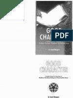 """""""Good Character"""""""