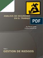 Análisis de Seguridad en El Trabajo Curso