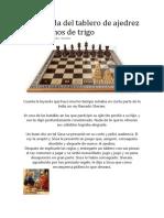 La leyenda del tablero de ajedrez y los granos de trigo.docx