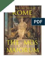 The Mos Maiorum