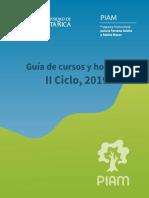 Guía PIAM II Ciclo 2019_última Versión